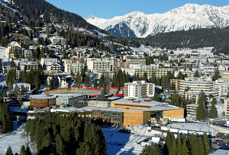 Centre des congrés de Davos