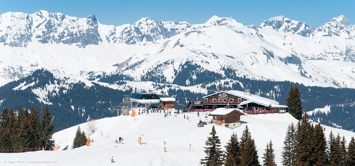 Mont d'Arbois Ski Area, Megeve