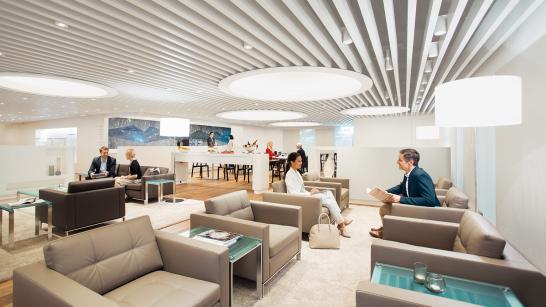 VIP Lounge Zurich airport