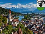 Interlaken : Majestueuse et abrupte