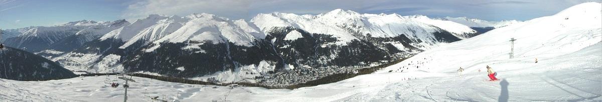 Panoram Jakobshorn
