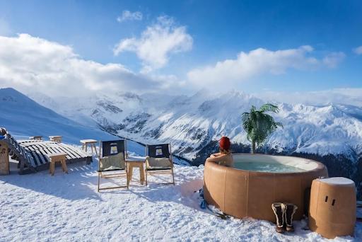 Davos skii region