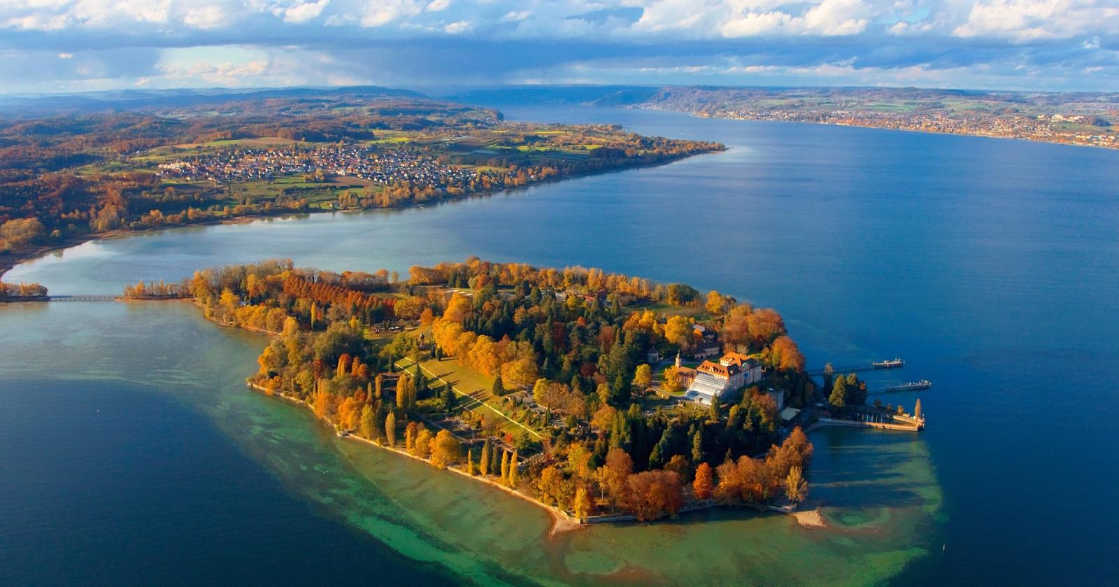 Konstanz island