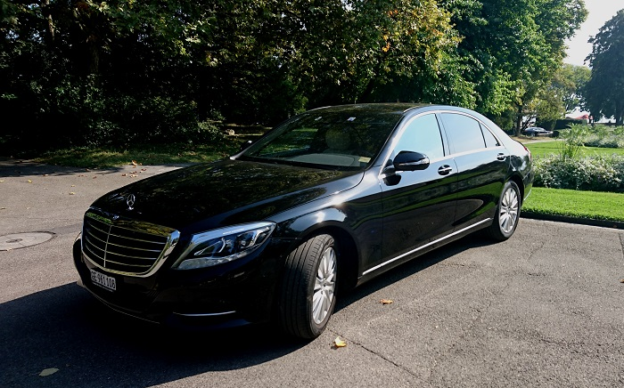 Photo Mercedes Classe S-350