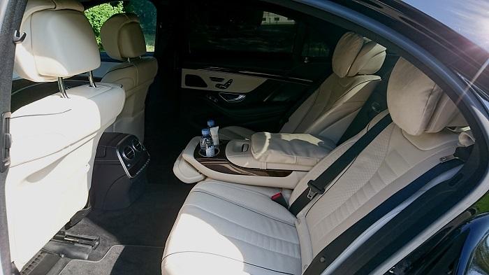Photo Mercedes Classe S-350