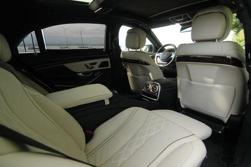 Photo Mercedes Classe S-500
