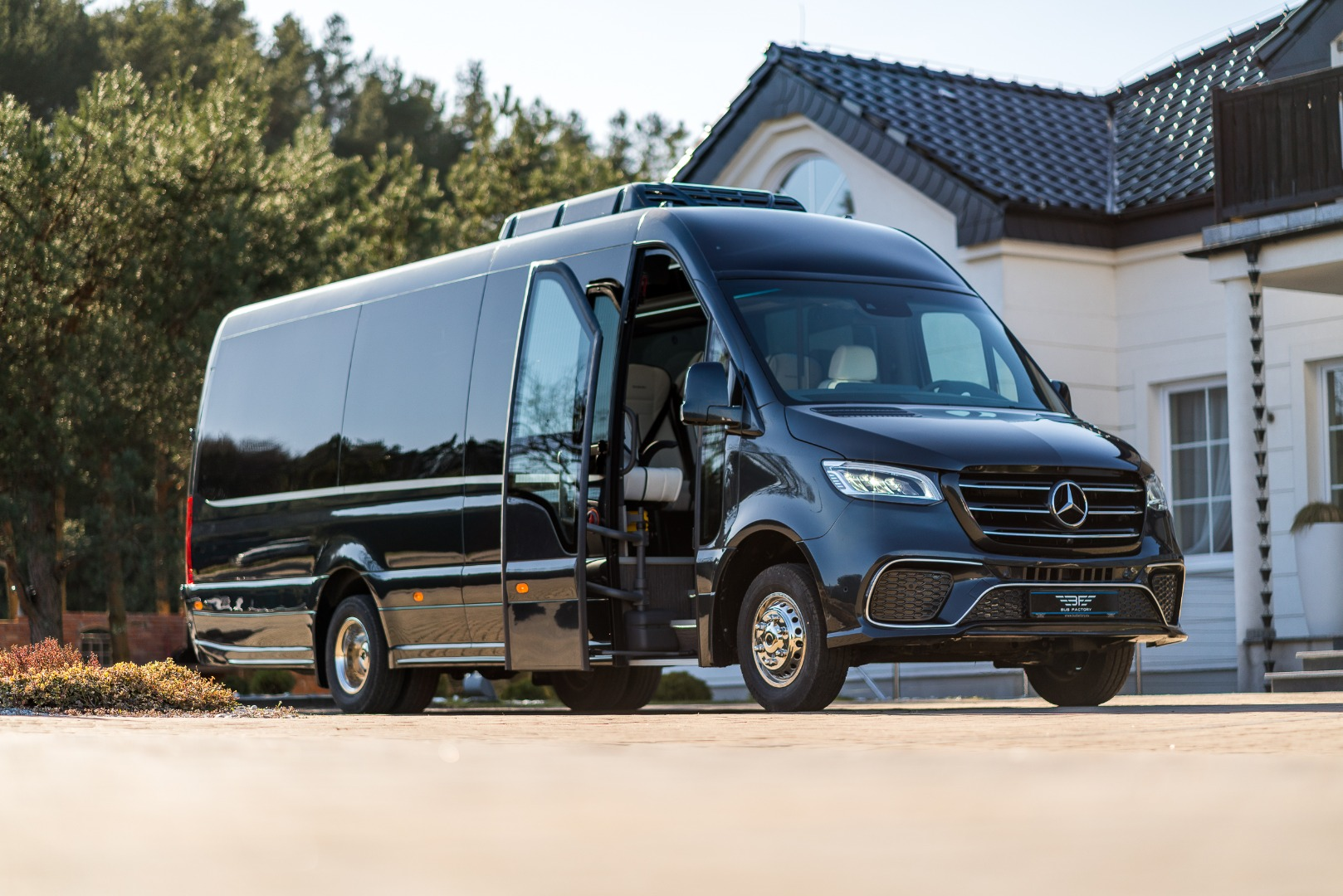 Photo Mercedes Sprinter VIP
