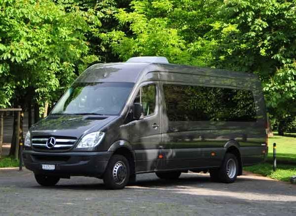 Photo Mercedes Sprinter Luxe
